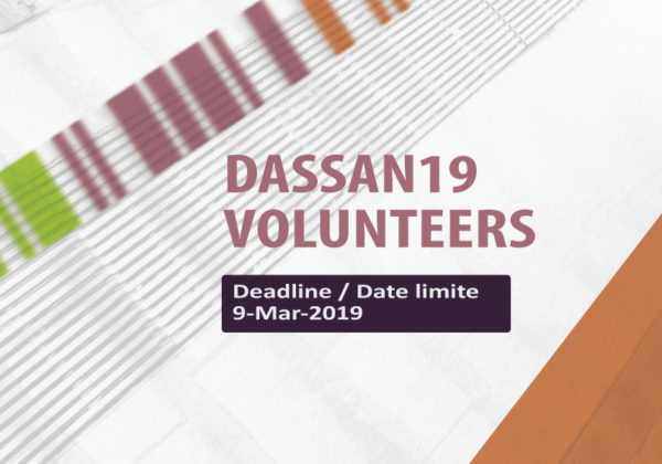 DASSAN19 Volunteers