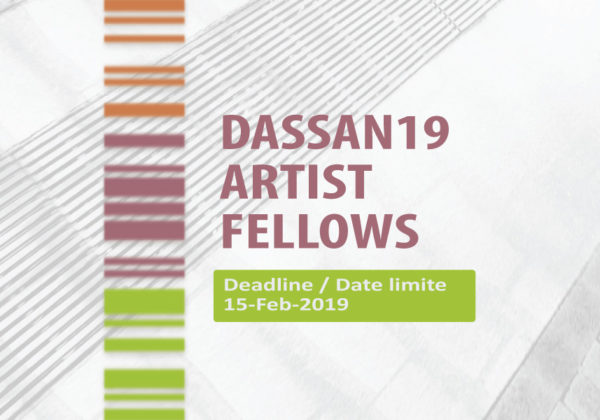 DASSAN19 Artist Fellows