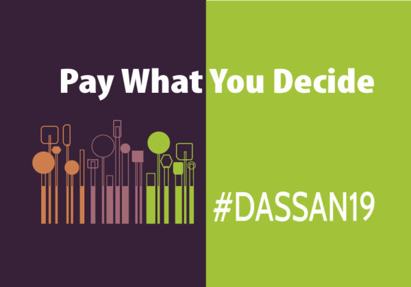 DASSAN19: Pay What You Decide