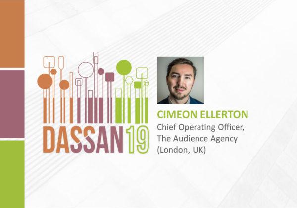 DASSAN19: Cimeon Ellerton, Keynote (Video)
