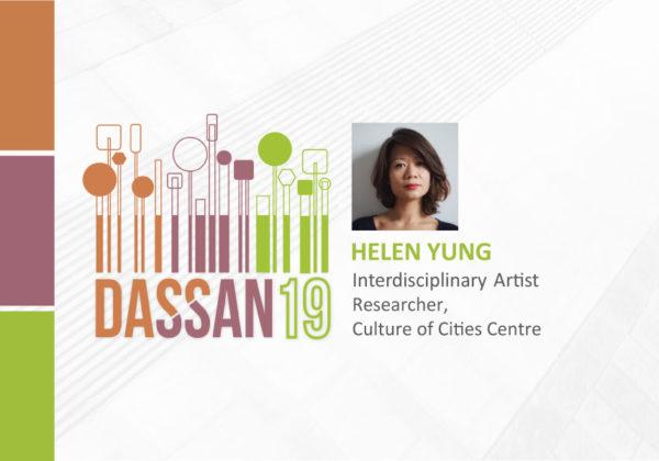 DASSAN19: Helen Yung, Guest Speaker (Video)